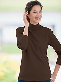 Everyday Mockneck Sweater