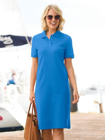 Polo Dress - Image 1 of 4