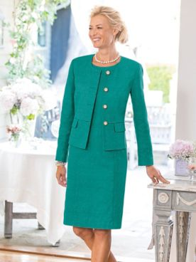 Windsor Jacket Dress