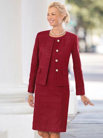 Windsor Jacket Dress - Image 1 of 6