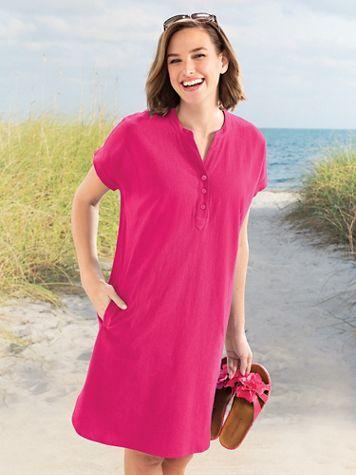 Captiva A-Line Dress - Image 1 of 4
