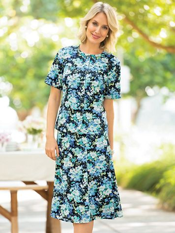 Spring Meadow 2-Piece Dress - Image 3 of 3