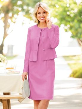 Cambridge Jacket Dress