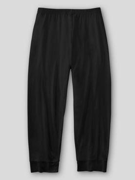 WinterSilks Silk-Knit Lightweight Below-Knee Slip Shorts Base Layer