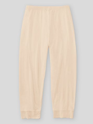 WinterSilks Silk-Knit Lightweight Below-Knee Slip Shorts Base Layer - Image 4 of 4