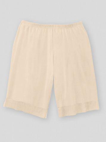 WinterSilks Silk-Knit Lightweight Slip Shorts Base Layer - Image 1 of 4