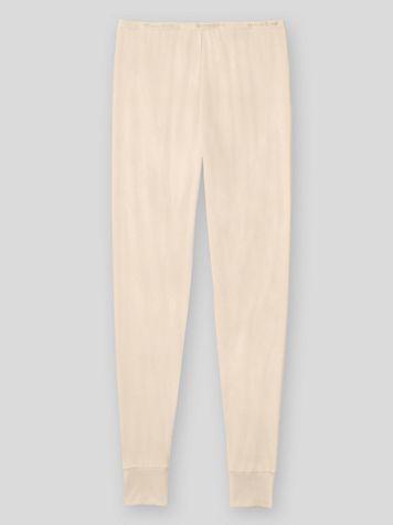 WinterSilks Silk-Knit Lightweight Full-Length Pants Base Layer - Image 1 of 3