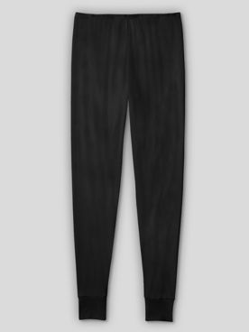 WinterSilks Silk-Knit Lightweight Full-Length Pants Base Layer