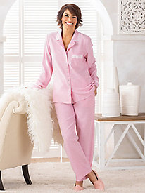 Eileen West Flannel Pajamas