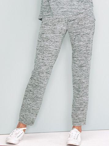Athleisure Knit Pants