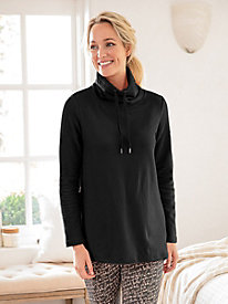 Your Own Way Fleece Top
