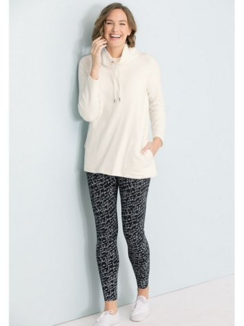 Your Own Way Print Leggings - Image 1 of 3