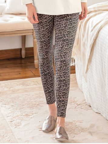 Your Own Way Print Leggings - Image 5 of 5