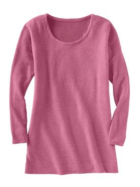 Solid Knit Tunic
