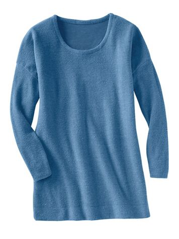Solid Knit Tunic - Image 2 of 2