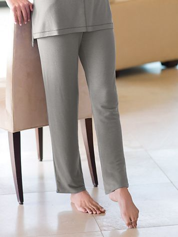 Dream Soft Slim Leg Pull on Pants