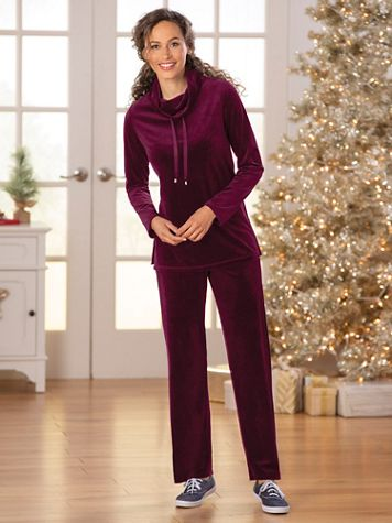 Luxe Velour Set - Image 0 of 2