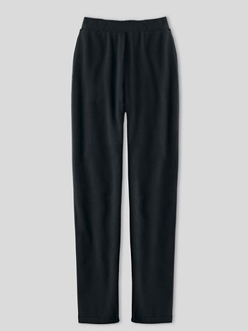 Soft French Terry Knit Pants - Image 1 of 4