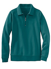 Favorite Fleece 1/4 Zip Top