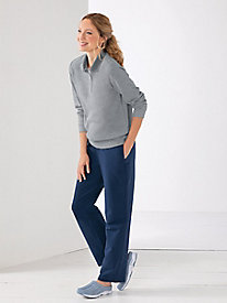 Favorite Fleece Pull-On Pants