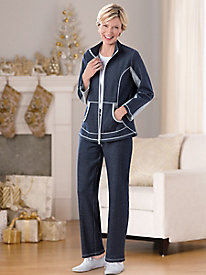 Double Face Knit Active Set