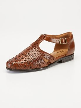 Trotters Open Weave Shoes