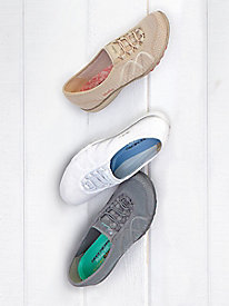 Skechers Breathe Easy Knit Sneakers