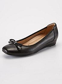 Retro Vintage Flats and Low Heel Shoes Dove by Naturalizer $89.99 AT vintagedancer.com