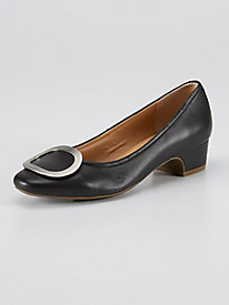 Gioia Mid-Heel Pumps by Me Too