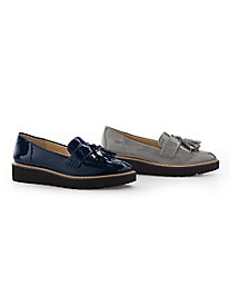 Naturalizer August Patent Loafers