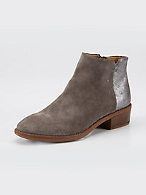 Comfortiva Carrie Suede Ankle Boots