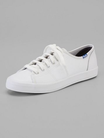 Kickstart Leather Sneakers by Keds - Image 4 of 4