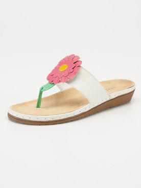 Daisy Thong Sandals