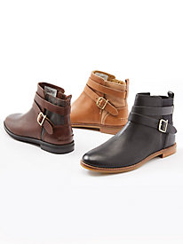 Sperry Seaport Leather Bootie
