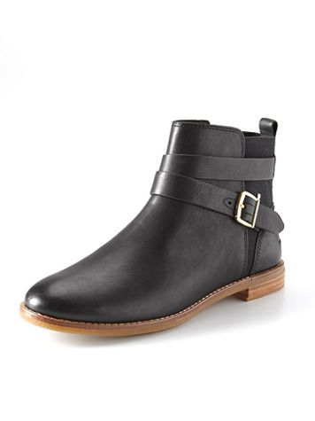 Sperry Seaport Leather Bootie - Image 1 of 3
