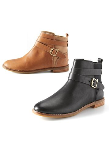 Sperry Seaport Leather Bootie - Image 1 of 8