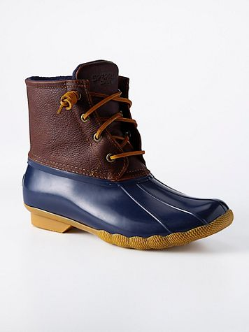 Sperry Saltwater Boots - Image 1 of 4