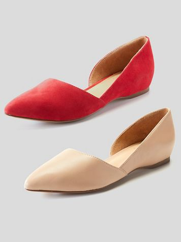Naturalizer® Samantha Flats - Image 1 of 8
