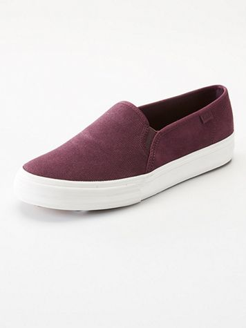 Keds Suede Slip-On Sneaker - Image 1 of 3