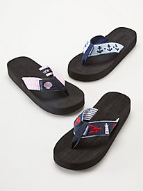 Tidewater Boardwalk Sandal