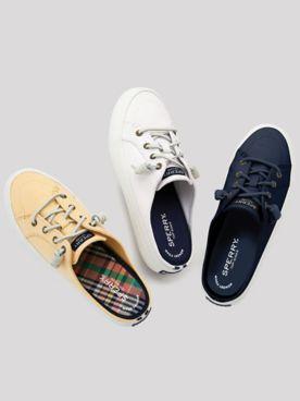 Sperry Crest Mule Sneaker