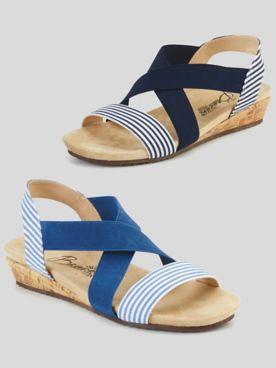 Beacon Krista Wedge Sandal