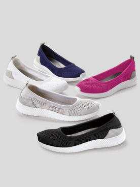 Easy Spirit Glitz Slip-On Sneaker