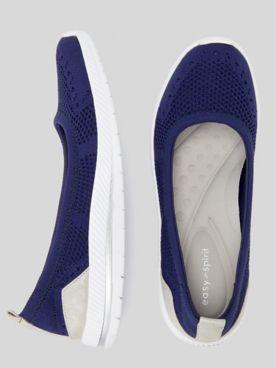 Easy Spirit Glitz Slip-On Sneaker