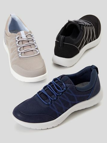 Clarks Adella Holly Sneaker - Image 1 of 3