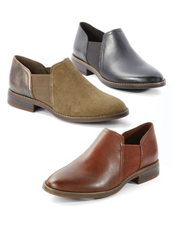 Clarks® Camzin Step Low Boot - Image 1 of 4