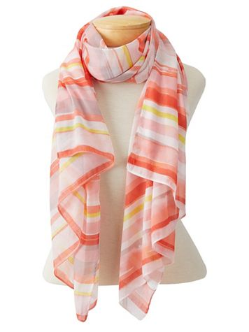 Waterstripes Scarf - Image 4 of 4