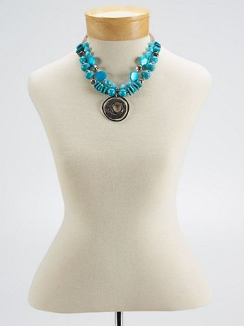 Pendant Necklace - Image 1 of 6