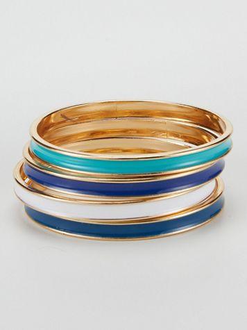 Multi-Color Bracelet Set