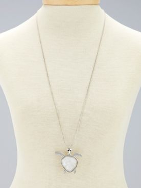 Sea Turtle Long Necklace